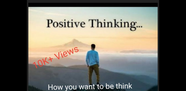 Motivational story of Positive thinking