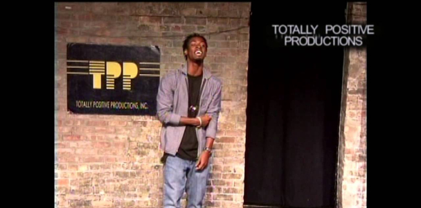 TOTALLY POSITIVE PRODUCTIONS (TPP) SPOKEN WORD TALENT COMPETITION 2012