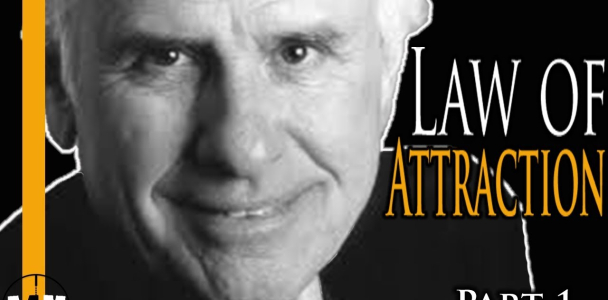 """Jim Rohn- """"The Law of Attraction Lessons"""" (part 1)"""