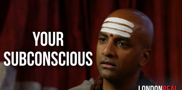 HOW TO REPROGRAM YOUR SUBCONSCIOUS – Dandapani on London Real