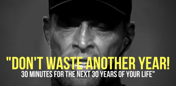 TONY ROBBINS | 30 Minutes for the NEXT 30 Years of Your LIFE