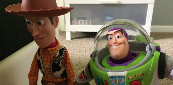 Toy Story Short: Dark Times