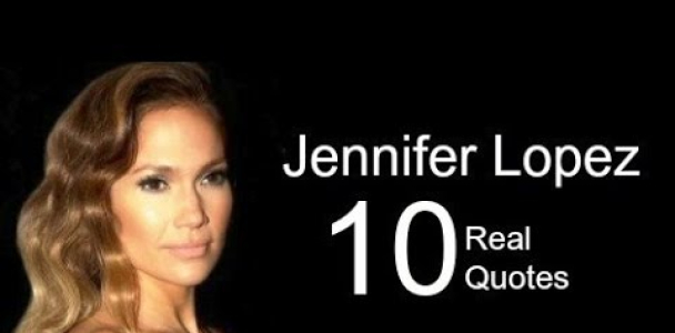 Jennifer Lopez 10 Real Life Quotes on Success | Inspiring | Motivational Quotes
