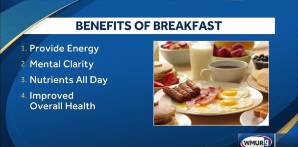 Positive Parenting: Importance of breakfast