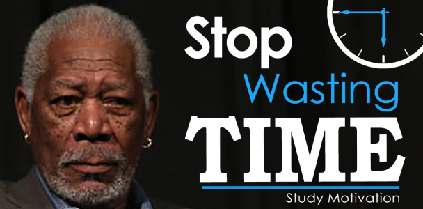 STOP WASTING TIME – Part 1 | Motivational Video for Success & Studying (Ft. Coach Hite)