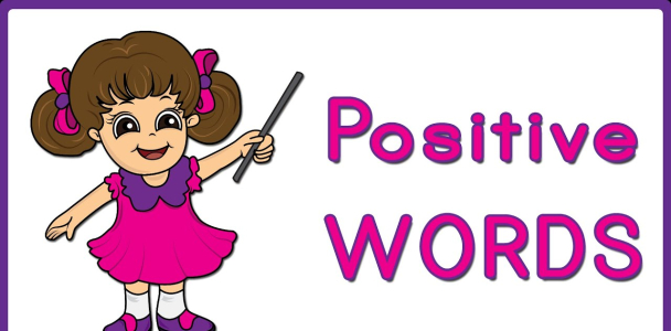 Positive Words Flashcards – Flashcard with words – Self-empowerment FlashCards