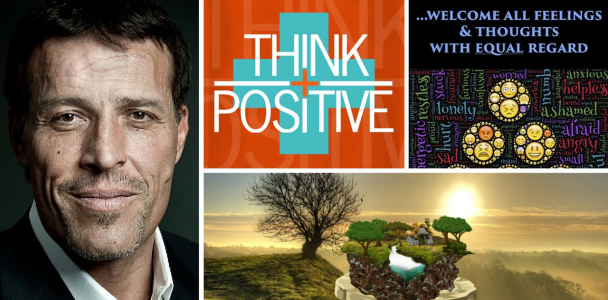 Five Steps to Positive Thinking