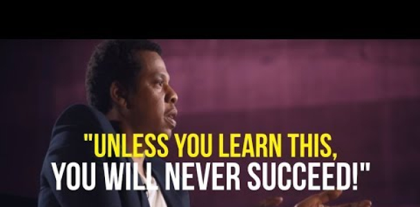 Jay Z – 5 Minutes For The NEXT 50 Years of YOUR LIFE