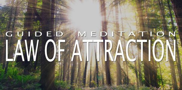 Guided Meditation for Deep Positivity – Law of Attraction – Self Hypnosis