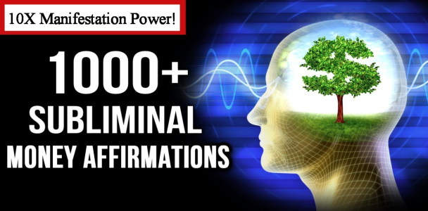 Money Affirmations (Subliminal) | Program Your Mind to Attract Wealth! | Law Of Attraction