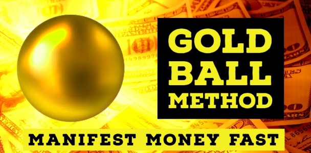 Gold Ball Method to Manifest Money Fast | Manifestation Secrets | Law of Attraction | Suresh Menon