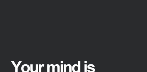 your mind is a powerful thing.  when you fill it with positive thoughts, your lif …