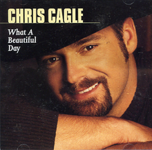 Chri Cagle What a Beautiful Day Song Logo